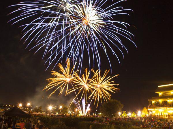 Fireworks & Freedom Concert 2016