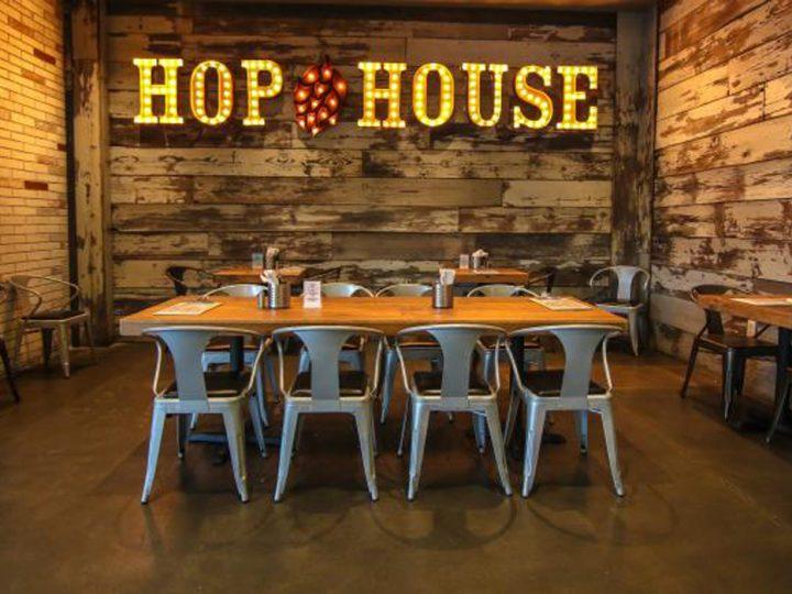 Hop House in El Dorado Hills offers craft beer and excellent foods