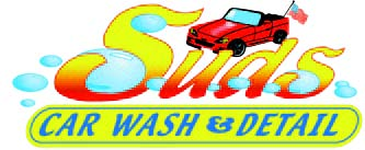 suds Car wash logo