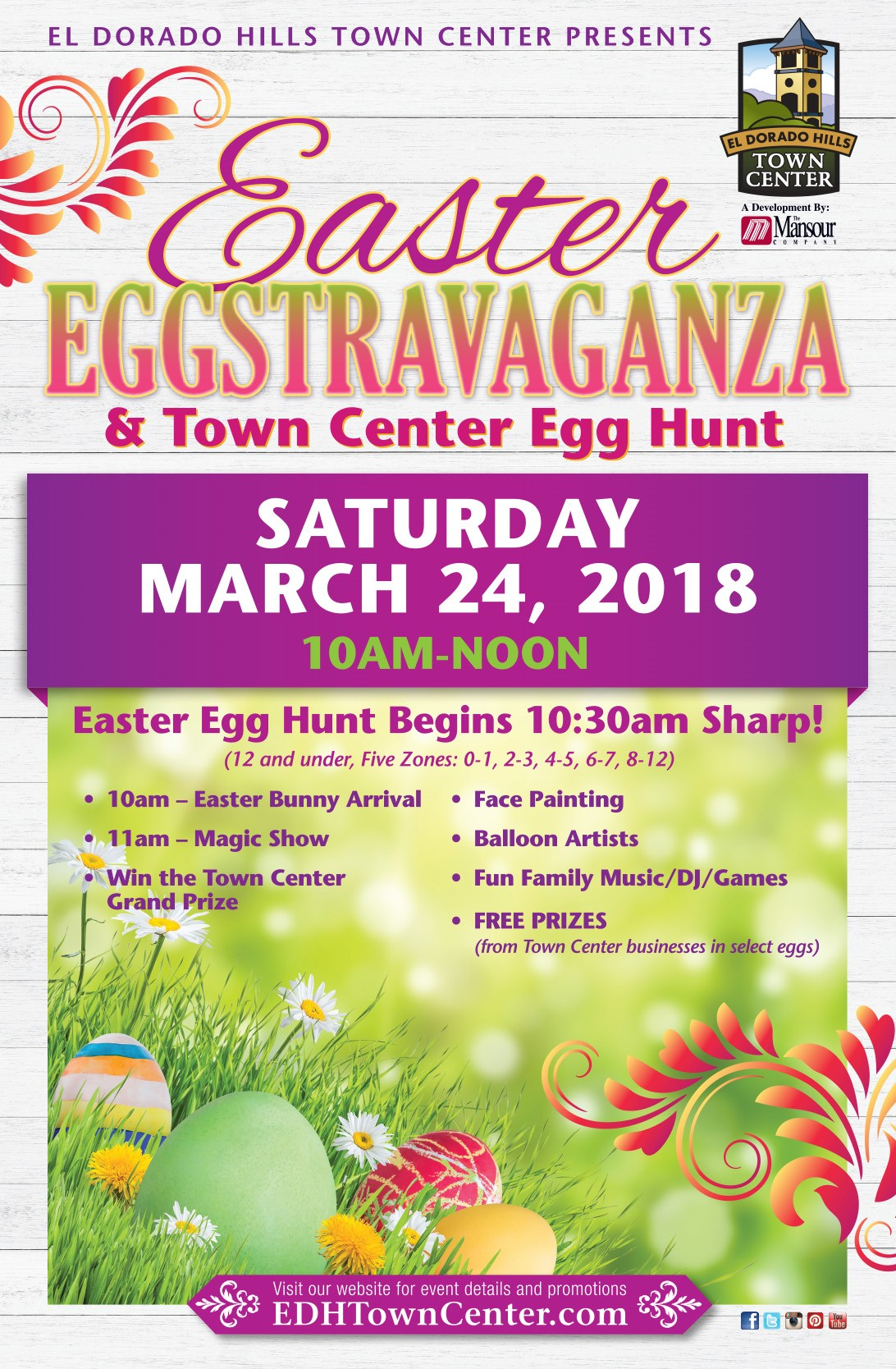 Easter Eggstravaganza Poster