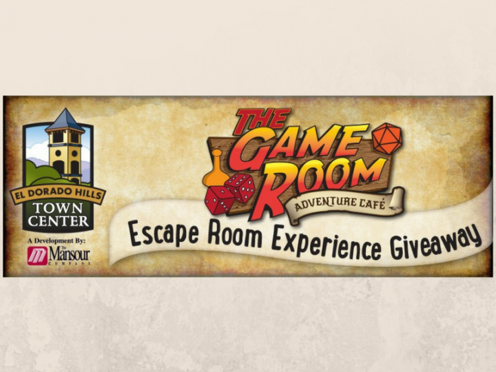 Escape Room Experience Giveaway
