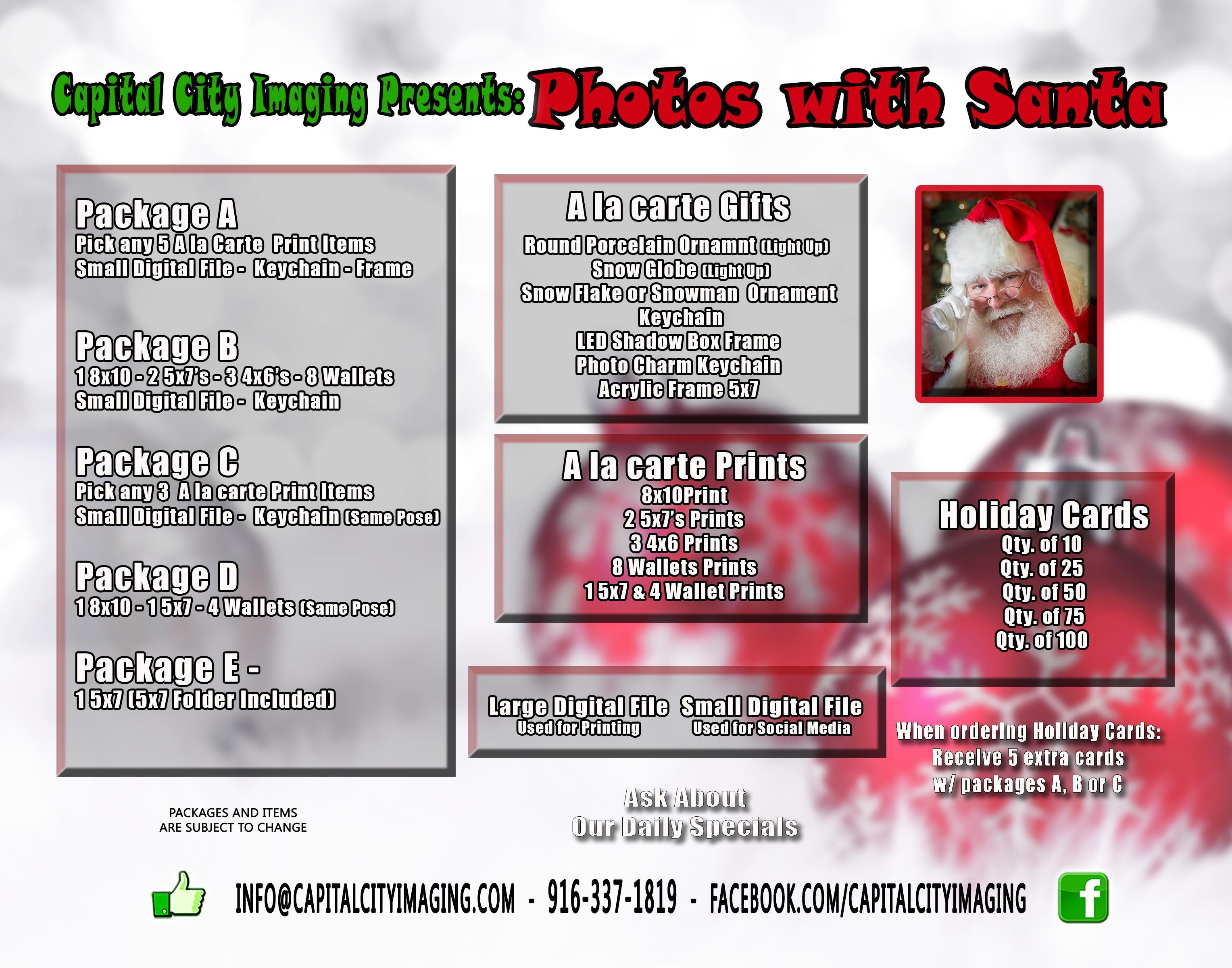 Christmas Flyer 2017