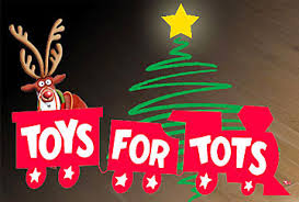 Toys For Tots Give-A-Way
