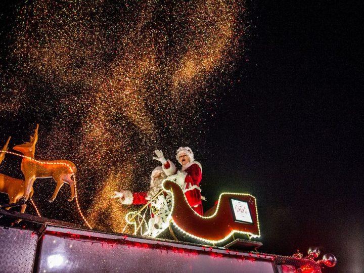 EDHFD Santa Run Finale