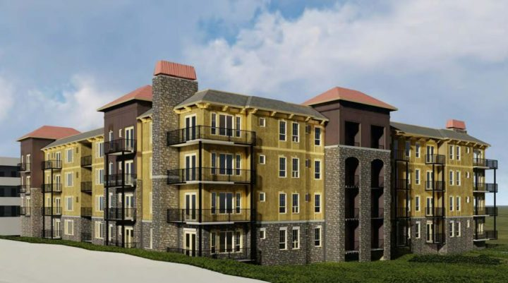 EDC Planning Commission Approves Town Center Apartments