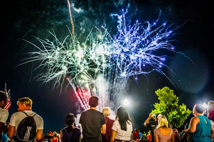 Fireworks & Freedom Concert