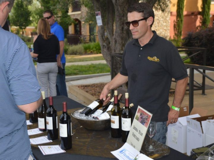 Rotary Wine At Town Center