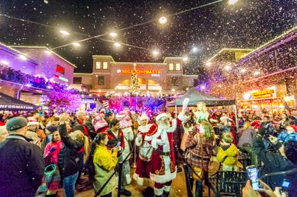 Christmas Caroling Contest