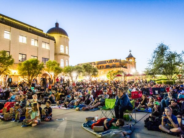 Outdoor Movie Night- May 3rd, 2019